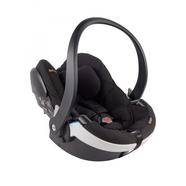Babyschale von Besafe in schwarz