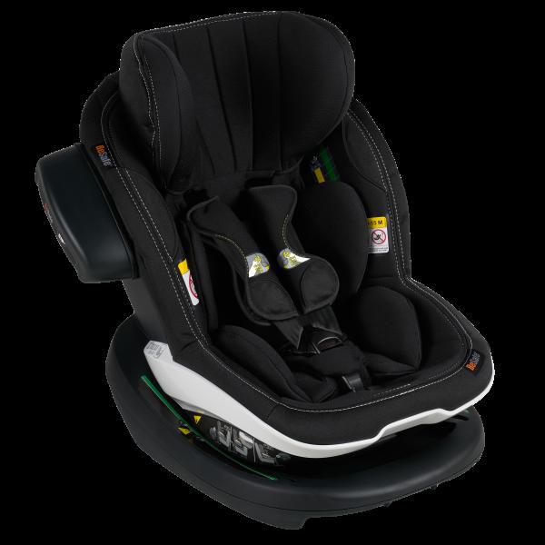 BeSafe iZi Modular A X1 i-Size Premium Car Interior Black Side