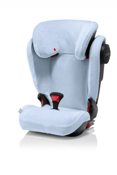 Britax Römer Schonbezug in blau für Autositz Kidfix 3 M