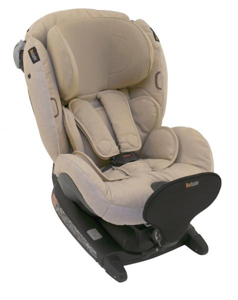 Isofix Kindersitz Besafe beige
