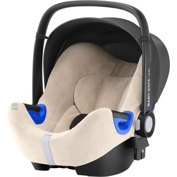Schutzbezug Römer Baby-Safe i-Size beige