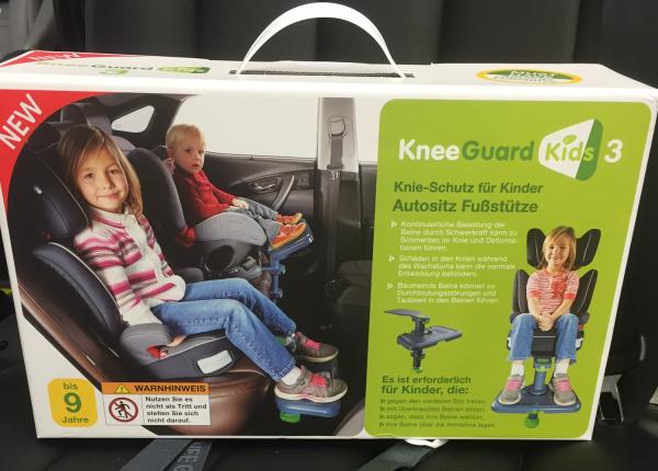 KneeGuardKids 3 Fußstütze Verpackung