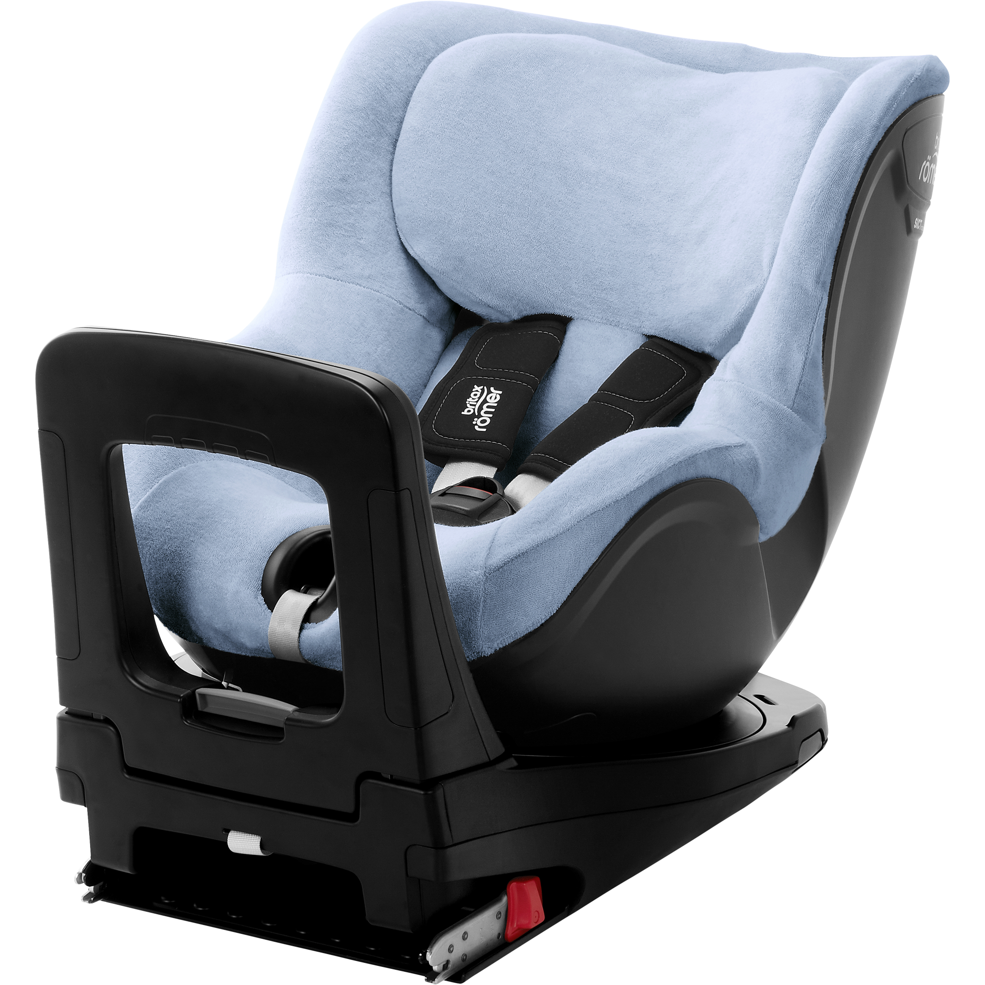 der sommerbezug f r den beliebten reboardkindersitz dualfix swingfix i size von britax r mer. Black Bedroom Furniture Sets. Home Design Ideas
