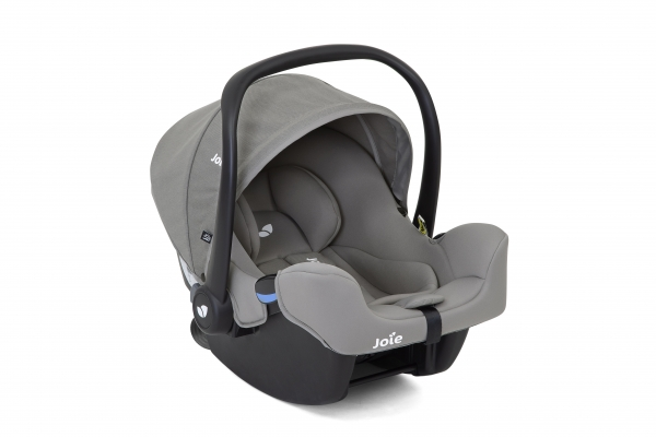 Babyschale i-Snug Joie Grey Flannel