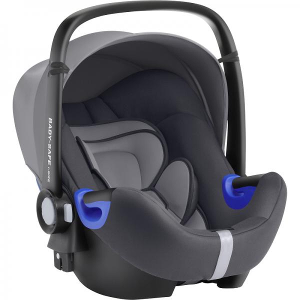 Britax Roemer Baby Safe i-Size Babyschale grau