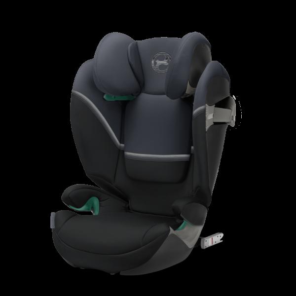 Cybex Solution S2 i-Fix Folgesitz Granite Black