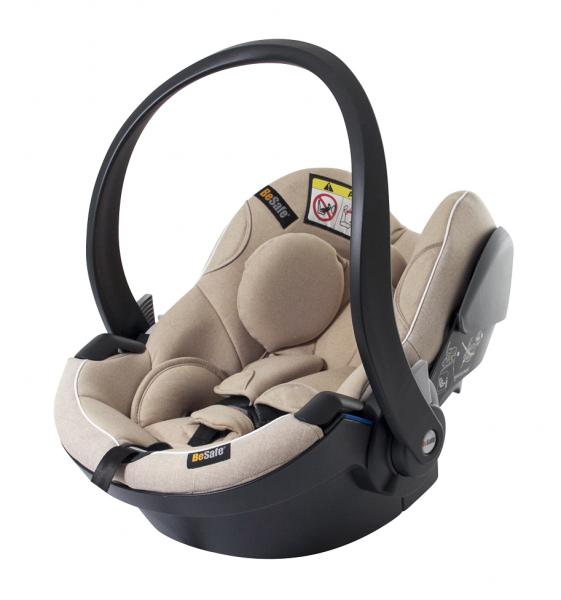 beige BeSafe Go Modular Babyschale zur Miete auf Gran Canaria