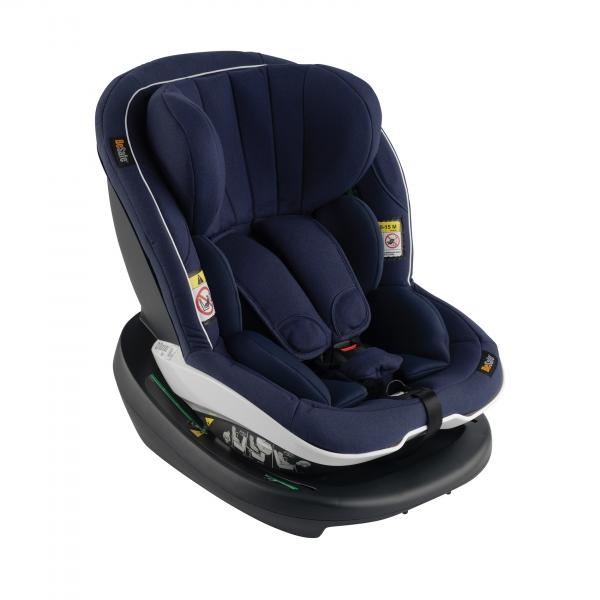 BeSafe iZi Modular i-Size Kindersitz in dunkelblau melange