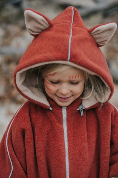 Patulove Little Foxy Kindersitzponcho