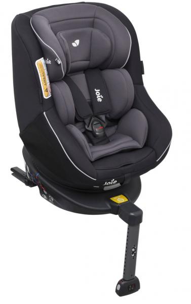 schwarzer Joie Kindersitz bis 18kg