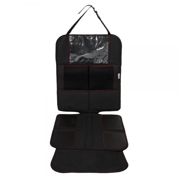 Axkid Trittschutz mit Taschen und Halterung für iPad und Tablet
