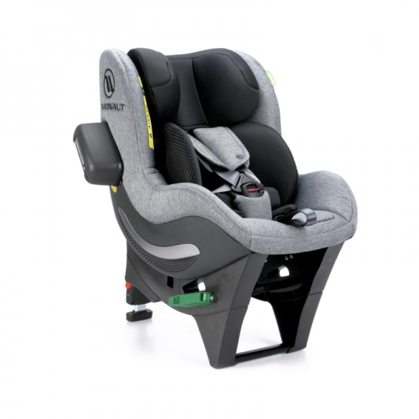 Avionaut Sky Reboarder Kindersitz Plus Test Grau