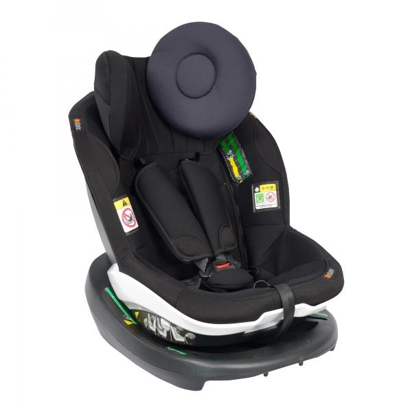Schlafkissen von BeSafe: toller Reisehelfer für gemütliche Kopfhaltung im Kindersitz