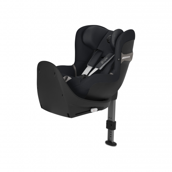 Cybex Sirona S drehbarer Kindersitz in schwarz