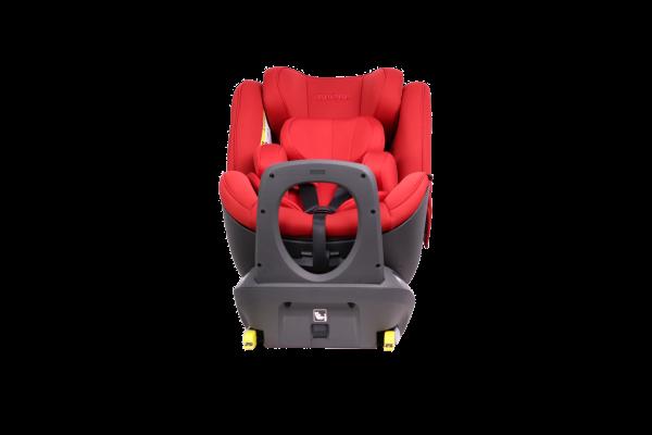 Avova Sperber Fix i-size Red Front