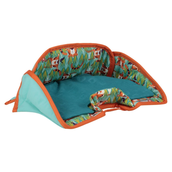 PopIn Kindersitzschutz Seat Protector TIger &Vogel