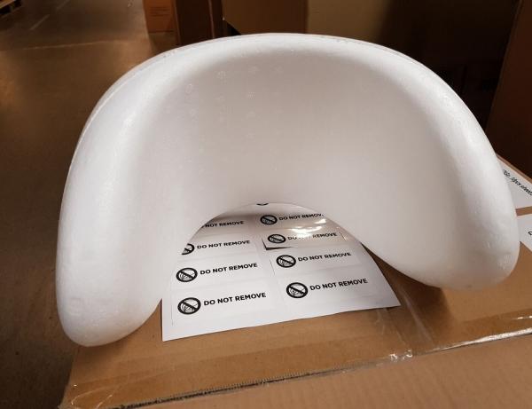 BeSafe Styropor Kopfstütze iZi Modular