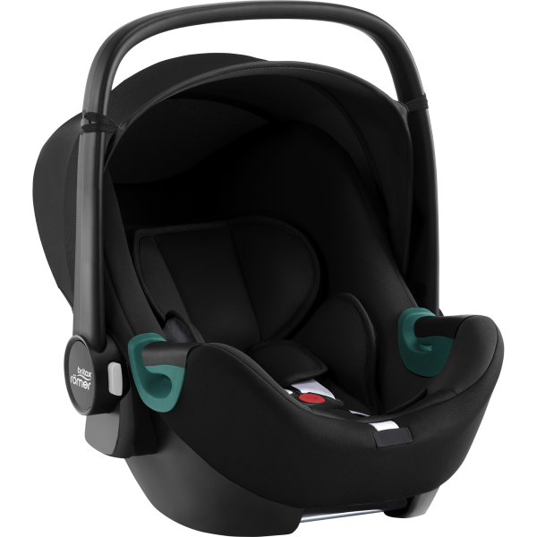 Britax Römer Baby-Safe 3 Babyschale Space Black