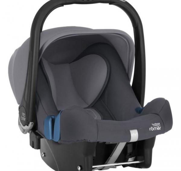 Baby Safe SHR 2 in grau