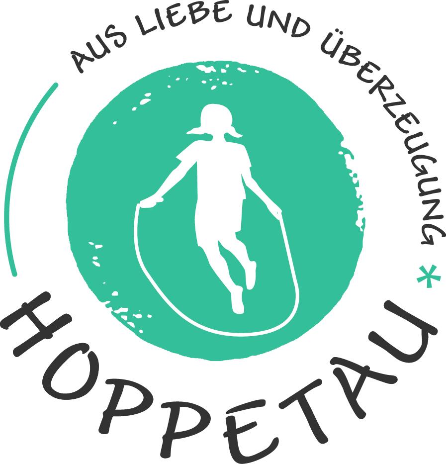 Hoppetau-Logo
