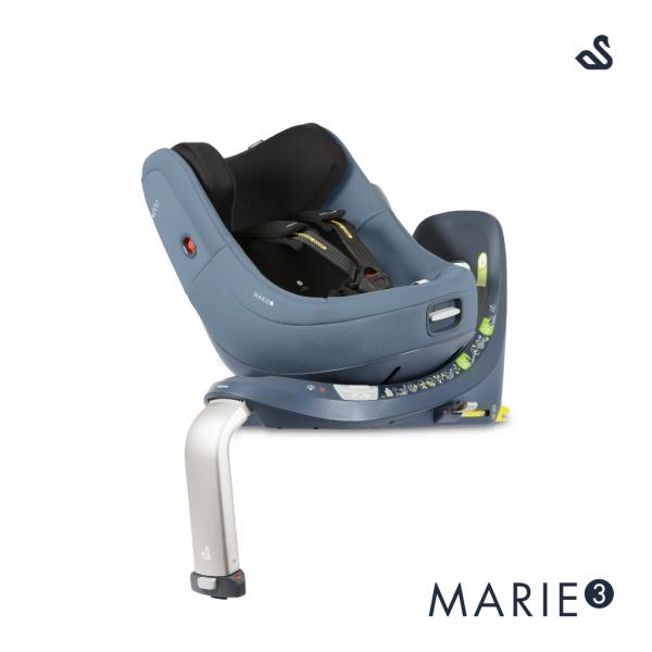 Swandoo Marie 3 i-Size  Reboarder Kindersitz Blueberry