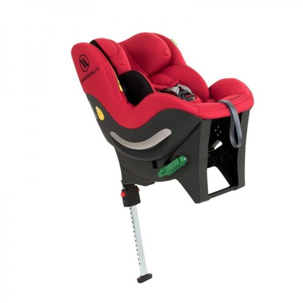 Avionaut Sky Reboarder Kindersitz Plus Test Rot