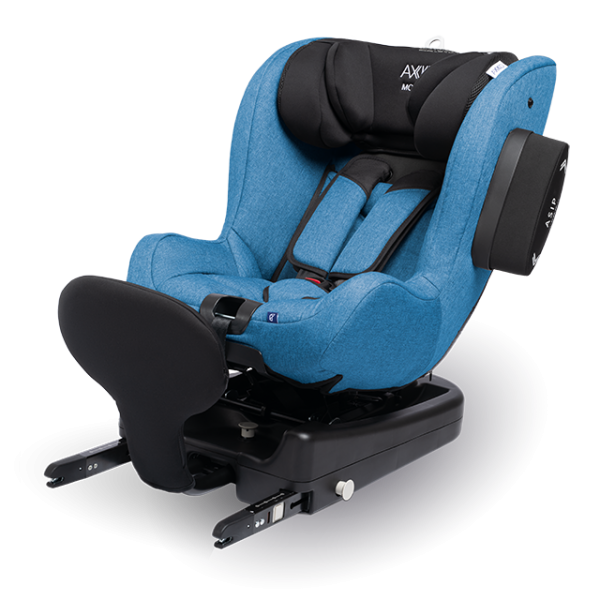 Axkid Modukid Kindersitz in blau