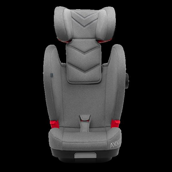 Axkid Bigkid 2 Premium Grau Front Hoch