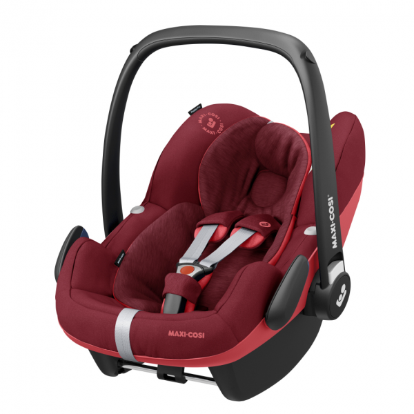 Maxi-CosiPebble Pro i-Size essential red