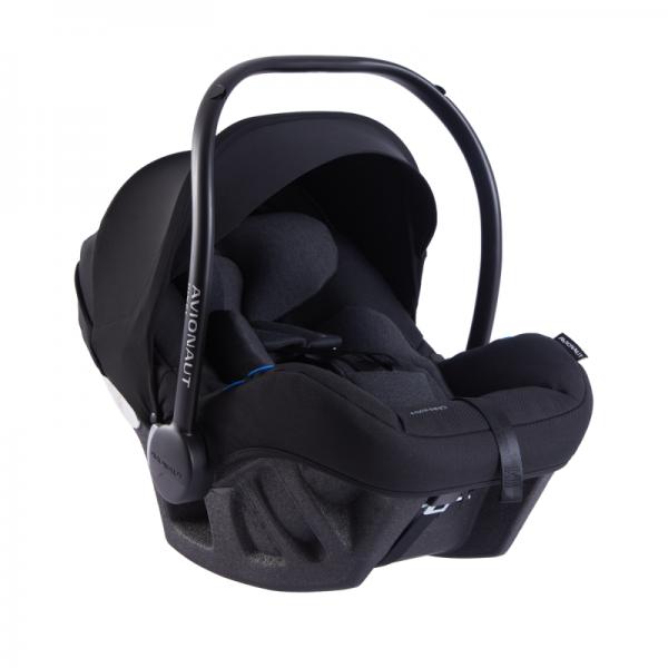 Avionaut Pixel PRO Babyschale Kindersitz ADAC Schwarz