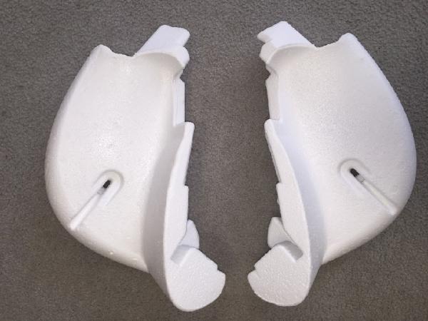 BeSafe Ersatz für gebrochenes Styropor Sitzbereich