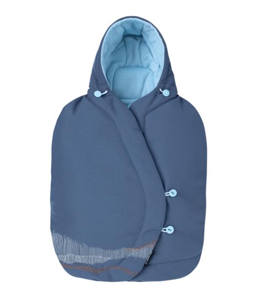 Babyschalensack blau Maxi Cosi