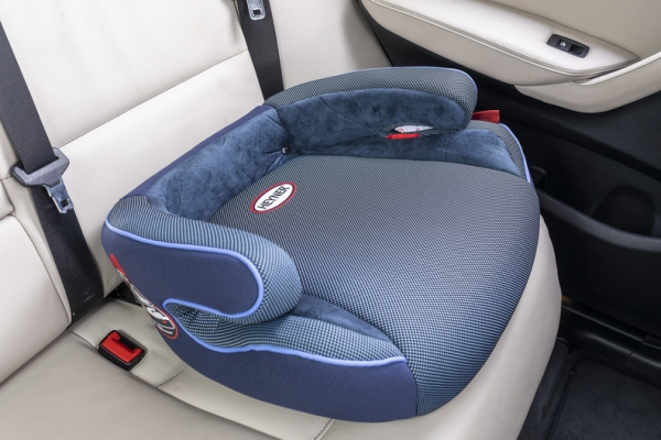 Heyner SafeUpFix Comfort XL Sitzerhöhung Blau