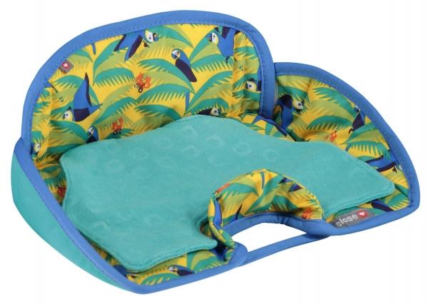 PopIn Kindersitzschutz Seat Protector Parrot