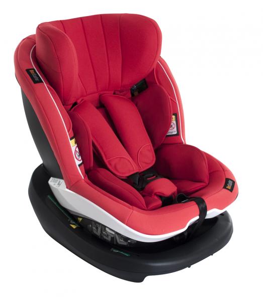 Besafe Modular rückwärts Kindersitz rot