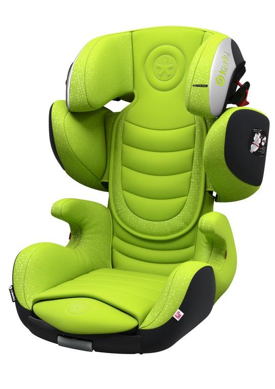Kiddy Kindersitz 15 36 kg lime