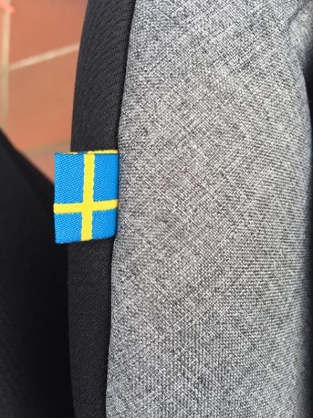 Axkid Minikid entwickelt in Schweden