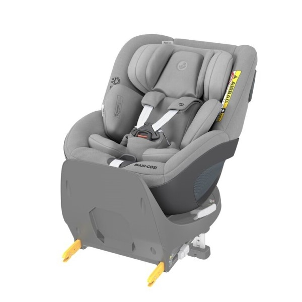 Maxi-Cosi Pearl 360 Reboarder Front Grey