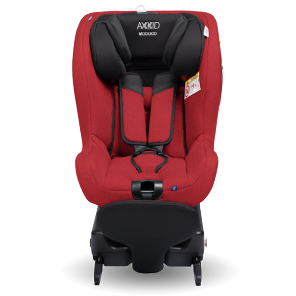 Axkid Modukid Kindersitz in rot