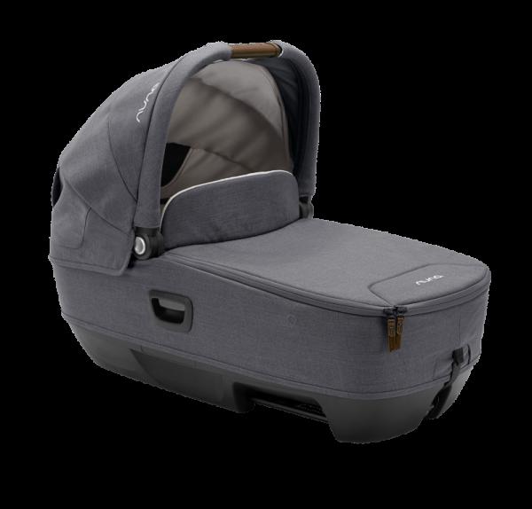 Nuna Cari Next Babywanne Babyschale Kindersitz Granite