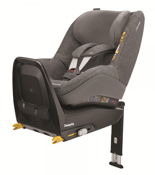 Kindersitz von Maxi Cosi bis 18kg dunkel grau