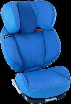 BeSafe iZi Up fix tone in tone sapphire blue Folgesitz Kindersitz