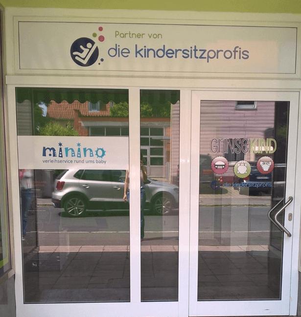 Außenansicht Grinsekind Kitzingen