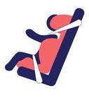 keine einfachen Sitzerhöhungen ohne Rücken