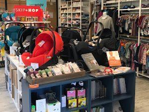 Laden Hoppetau Babyschalen, Kinderbücher und Kinderkleidung