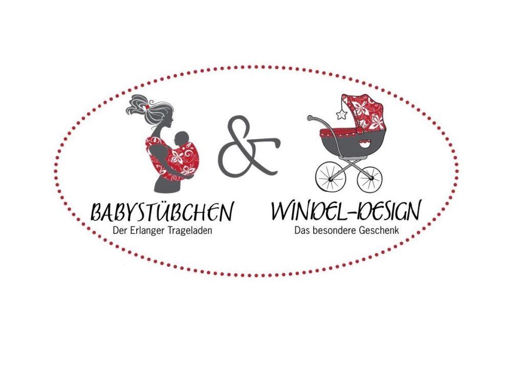 Babystübchen & Windel-Design-logo
