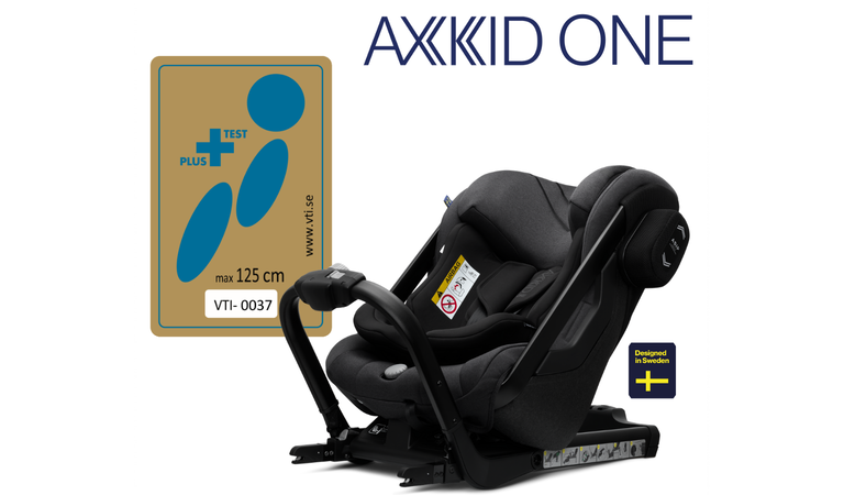 Axkid One Plustest Kindersitz Kindersitzprofis