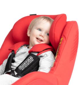 Kindersitz Zubehör ADAC-Test Sicherheit 5pointplus