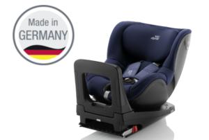 Britax Duaöfix Reboarder Made in Germany Interview