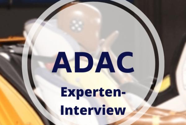 Experten-Interview ADAC Kindersitz Test Sicherheit